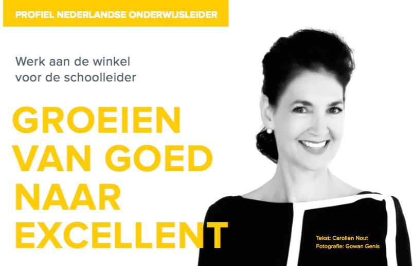 Profiel Nederlandse onderwijsleider